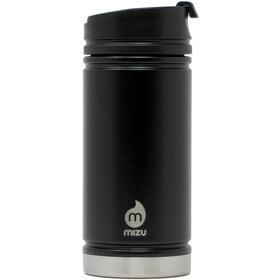 MIZU V5 Thermos 450ml con coperchio per il caffè, nero
